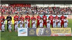 KẾT QUẢ BÓNG ĐÁ Khánh Hòa 0-1 Viettel: Học trò thầy Park lập công