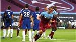West Ham 3-2 Chelsea: Chelsea thua sốc khi thủng lưới ở phút 89