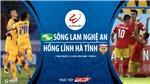 Soi kèo bóng đá SLNA vs Hà Tĩnh. Trực tiếp bóng đá V League 2020