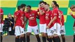 Kết quả bốc thăm Tứ kết Cúp C2: MU dễ thở khi gặp đội bóng dưới cơ