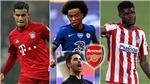 Đội hình trong mơ của Arsenal nếu chiêu mộ được Coutinho, Willian và Partey