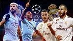 Trực tiếp bóng đá: Man City vs Real Madrid. Trực tiếp cúp C1 vòng 1/8. K+PM