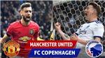 Trực tiếp tứ kết C2/Europa League: MU vs Copenhagen. Inter vs Leverkusen