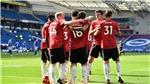 Brighton 2-3 MU: Thày trò Solskjaer giành 3 điểm vào đúng những giây cuối