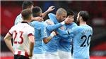 Sheffield 0-1 Man City: Walker ghi bàn vào lưới đội bóng cũ, Man City giành 3 điểm trên sân khách
