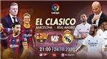 Cập nhật trực tiếp bóng đá Tây Ban Nha: Barcelona vs Real Madrid