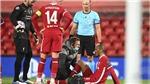 Liverpool mất thêm Fabinho vì chấn thương, Klopp đau đầu với hàng thủ
