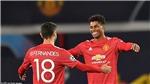 MU 5-0 RB Leipzig: Rashford lập hat-trick, 'Quỷ đỏ tạo mưa bàn thắng