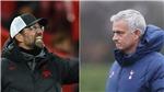 Mourinho ví Klopp và Guardiola như những đứa trẻ hay khóc nhè