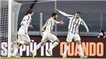 Ronaldo 'khiêu vũ' giữa vòng vây đối phương ở bàn quyết định của Juventus