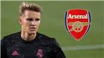 Arsenal bất ngờ sắp có được thần đồng Na Uy từ Real Madrid