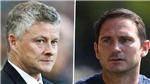 Giúp MU dẫn đầu Premier League, Solskjaer vẫn bị đánh giá thấp hơn... Lampard