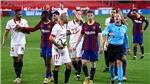 BĐTV Trực tiếp bóng đá hôm nay: Sevilla vs Barcelona (22h15, 27/02)