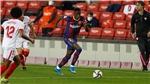 Moriba, mục tiêu mới của MU: Được so sánh với Pogba, sao trẻ đầy tiềm năng của Barca