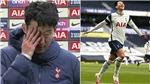 Son Heung-min suýt khóc sau khi Tottenham thua MU
