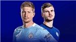 Trực tiếp K+PM: Man City vs Chelsea (23h30, 08/05). Trực tiếp bóng đá Anh hôm nay