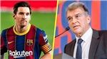 Barca đã bắt đầu đàm phán hợp đồng với Messi