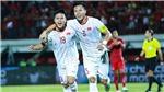Cục diện vòng loại World Cup 2022 bảng G: Tuyển Việt Nam tràn đầy cơ hội đi tiếp