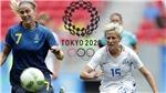 VTV6 VTV5 trực tiếp bóng đá nữ Olympic 2021 hôm nay ngày 24/7