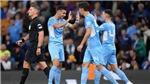 Cúp Liên đoàn Anh: Man City tạo mưa bàn thắng, Minamino lập cú đúp cho Liverpool