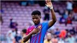 Ansu Fati sẽ là vũ khí đáng sợ của Barcelona mùa này