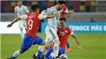 Argentina lại hòa Chile: Cuộc gọi giải cứu từ Messi