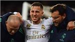 VIDEO bóng đá: Real nhận tin buồn vì Hazard bỏ lỡ Kinh điển