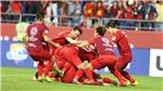 Lịch thi đấu Asian Cup 2019: Việt Nam vs Nhật Bản