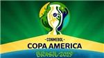 Trực tiếp bóng đá. Trực tiếp Copa America 2019. Trực tiếp Uruguay vs Ecuador, Paraguay vs Qatar
