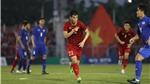 VTC1, VTC3, VTV5, VTV6. TRỰC TIẾP BÓNG ĐÁ hôm nay U22: Việt Nam vs Campuchia