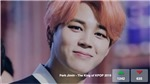 Jimin BTS giành chiến thắng cuộc bình chọn 'Ông hoàng Kpop'