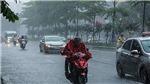 Dự báo thời tiết: Không khí lạnh gây mưa dông nhiều nơi ở Bắc Bộ và Bắc Trung Bộ