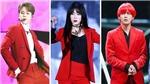 BTS, Red Velvet, Twice... 'đọ' thần thái trong cùng một kiểu trang phục