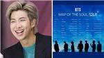 ARMY mừng hụt, RM BTS 'đãng trí' ngay trên sóng iHeartRadio