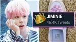 Jimin và J-Hope BTS tự tay 'thiết kế' đôi giày 'độc, lạ' khiến ARMY phát... 'choáng'