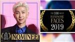 RM BTS được đề cử cho danh sách 100 khuôn mặt đẹp trai nhất thế giới 2019