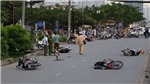 Mùng 1 Tết, 22 người vĩnh viễn ra đi vì tai nạn giao thông