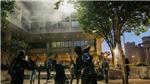 Biểu tình bùng phát sau vụ cảnh sát bắn chết người da màu tại Philadelphia, Mỹ
