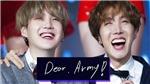 'Xốn xang' đọc thư tay Suga và J-Hope BTS viết gửi ARMY
