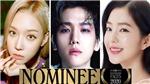 Dàn sao nhà SM được đề cử Top 100 khuôn mặt đẹp nhất thế giới 2020