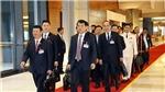 1.587 đại biểu chính thức dự Đại hội XIII của Đảng