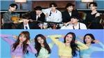 Top 10 ca khúc K-pop trên Gaon tháng 3: BTS, IU, Blackpink