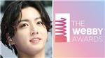 Thành công trên internet của BTS đem về 4 đề cử tại Webby Awards