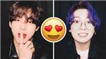 Vẻ đẹp quyến rũ của V và Jungkook BTS trong Photo Booth