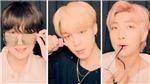 Vẻ đẹp quyến rũ của Jimin, Suga và RM BTS trong Photo Booth
