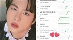 BTS: 3 giây của Jin khiến ARMY toàn cầu 'mê muội', lọt Top trending