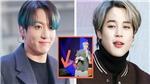 Chết cười Jungkook BTS 'chơi khăm' Jimin về chiều cao