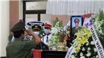 Hai đồng chí cảnh sát hy sinh để lại nỗi xót thương cho người ở lại