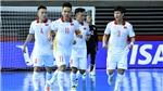 Bóng đá Việt Nam hôm nay: Futsal Việt Nam được thưởng 500 triệu. Công Phượng hào hứng tập luyện