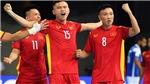 VTV6 TRỰC TIẾP FutsalViệt Nam vs CH Séc (20h00, 19/9)